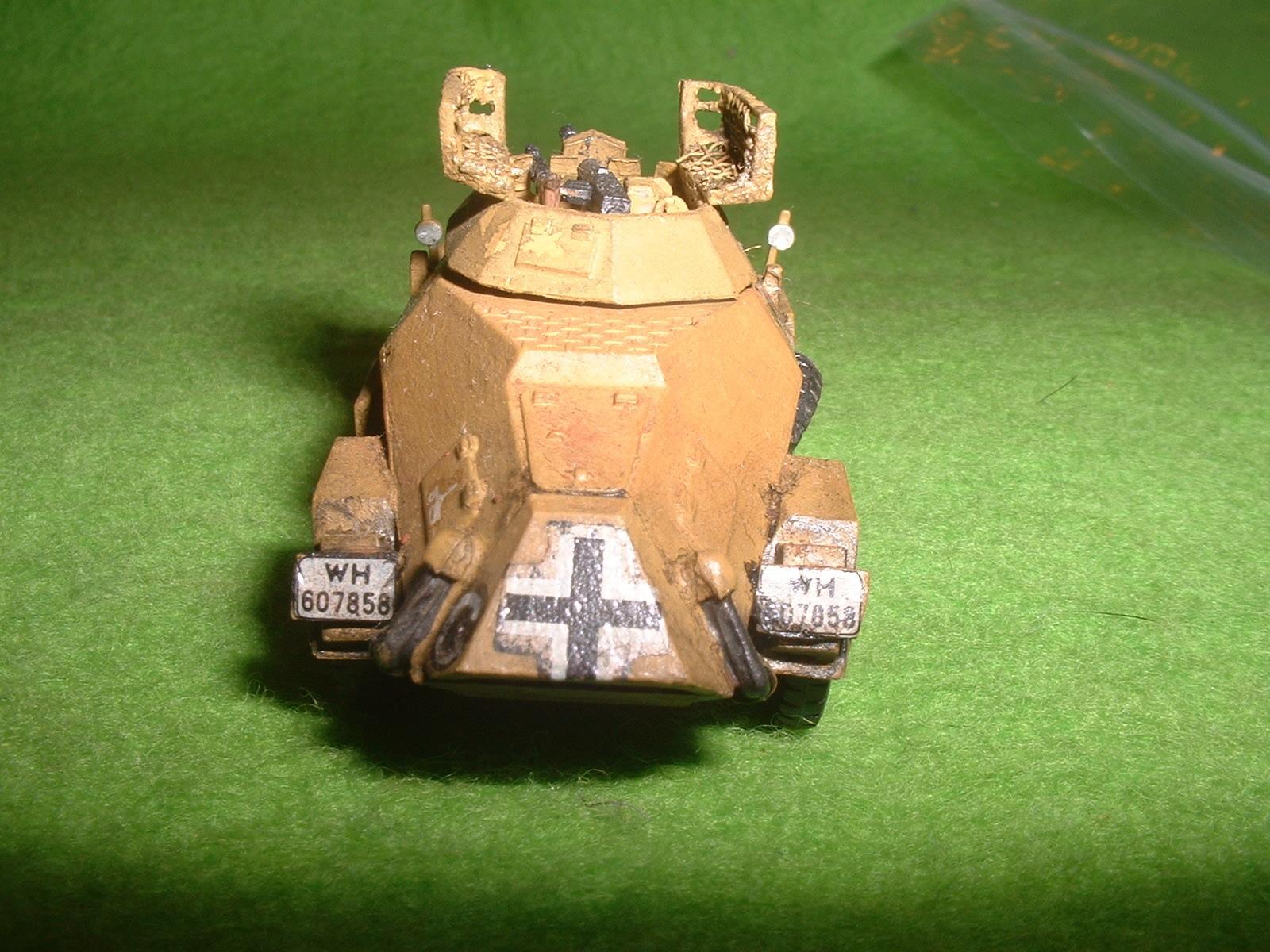 1990年代製作 フジミ 76分の1「Sd.Kfz .222」その3.JPG