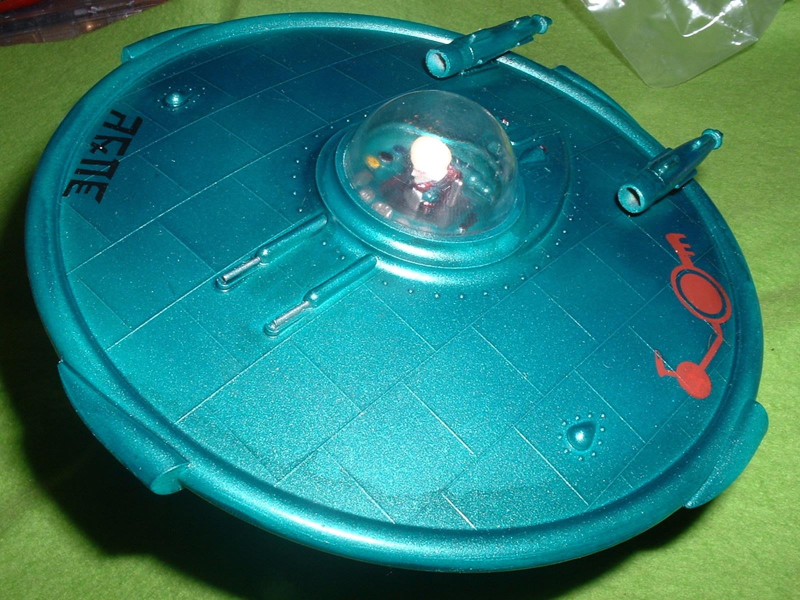 1997.06完成 グレンコモデル「UFO」その1.JPG