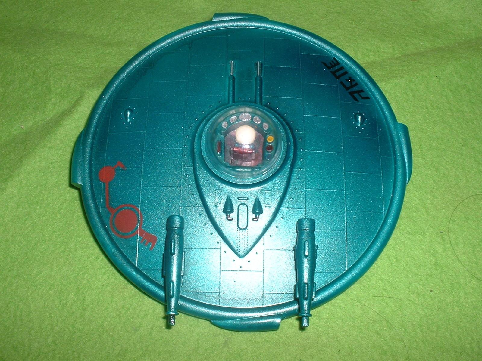 1997.06完成 グレンコモデル「UFO」その6.JPG