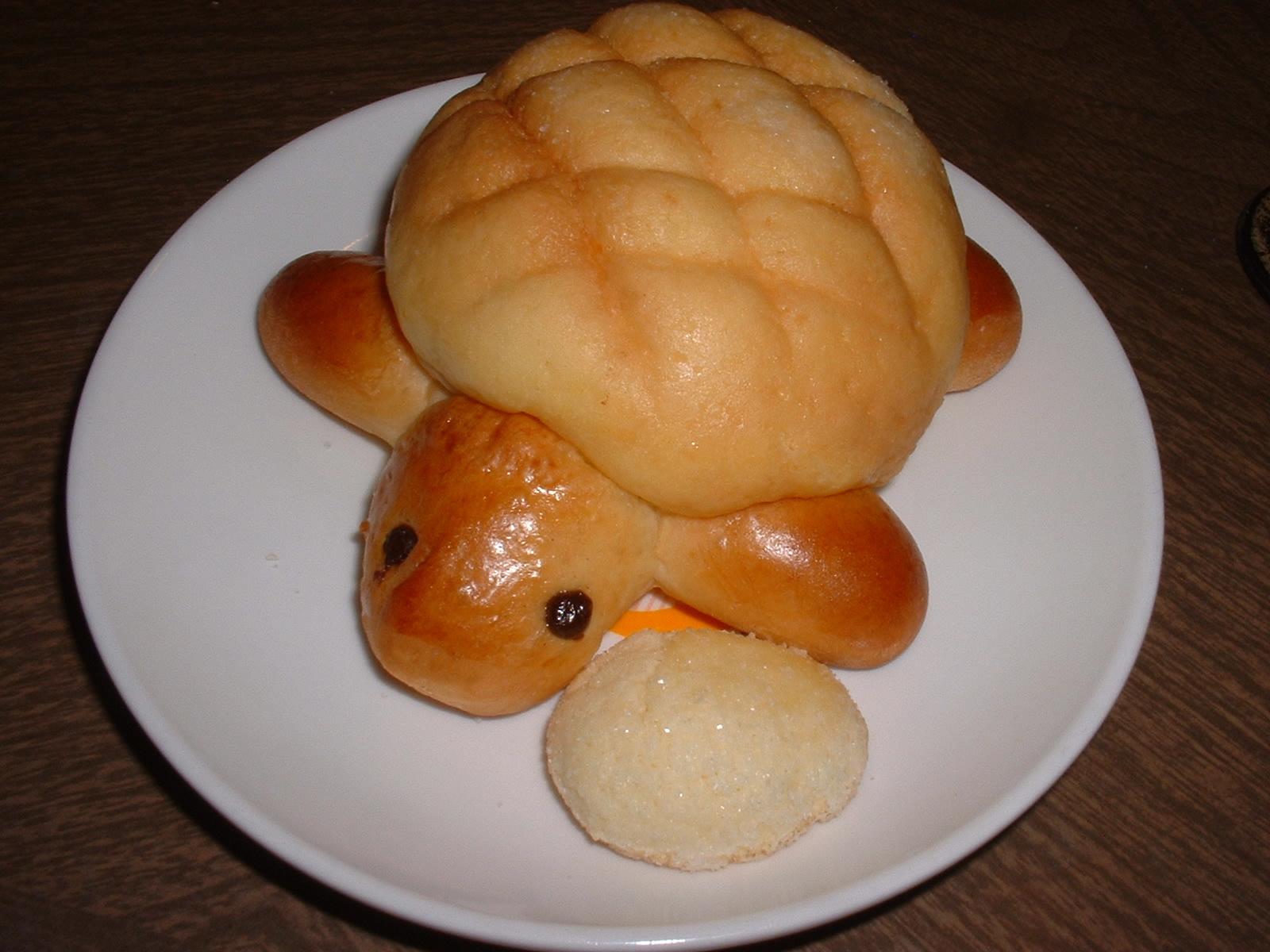 2014年07月26日捕食「カメロンパン(亀パン)」 Doburoku-TAO.JPG