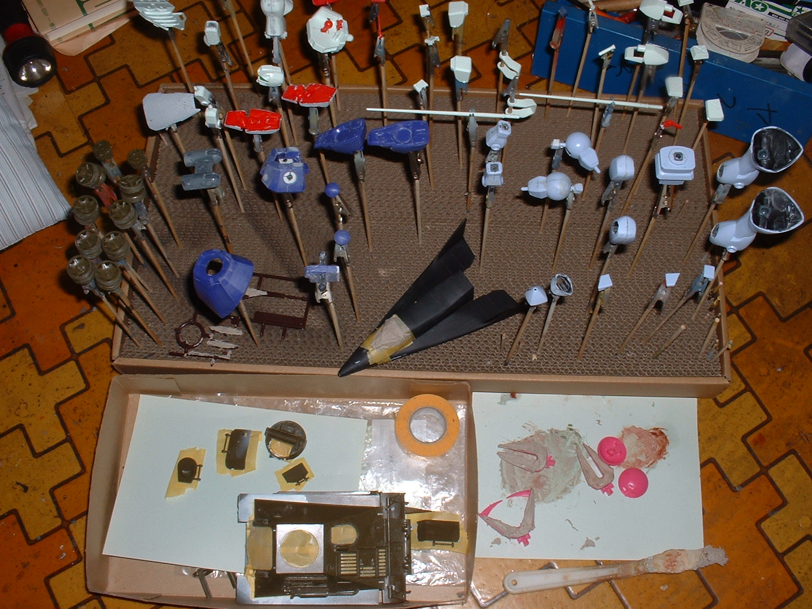 2014年11月23日の模型工作 Doburoku-TAO.JPG