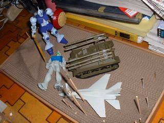 2014年11月30 日の模型工作 Doburoku-TAO..JPG