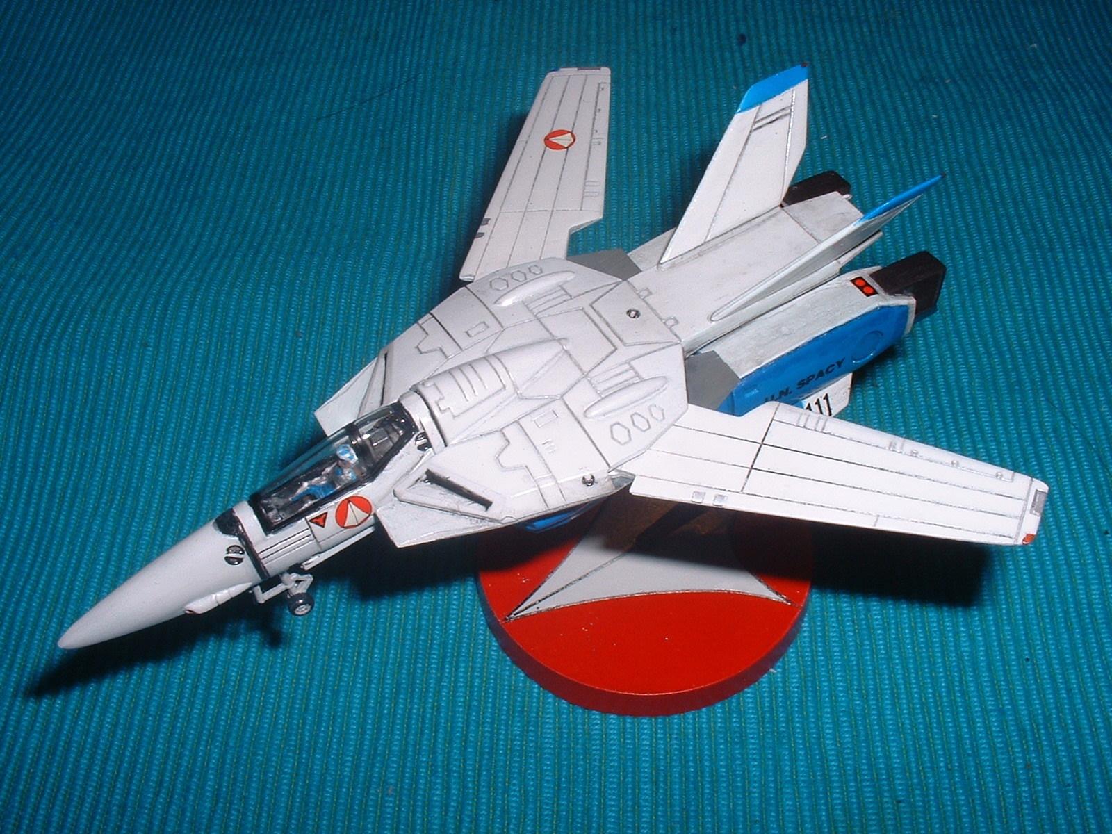 2015.07.22 完成 有井 100分の1 「VF-1Aファイター」その1 Doburoku-TAO.JPG