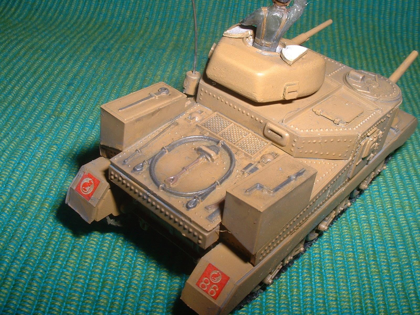 2015.10,12完成 ハセガワ 72分の1 M3 グランド戦車 その8.JPG