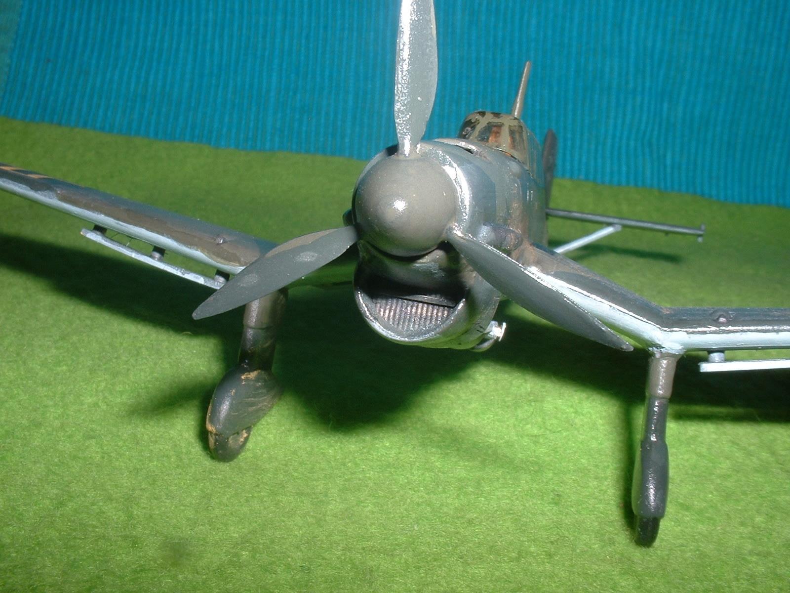 2016年07月10日完成 AIRFIX 」72分の1「Ju-87B スーツカ」その8.JPG