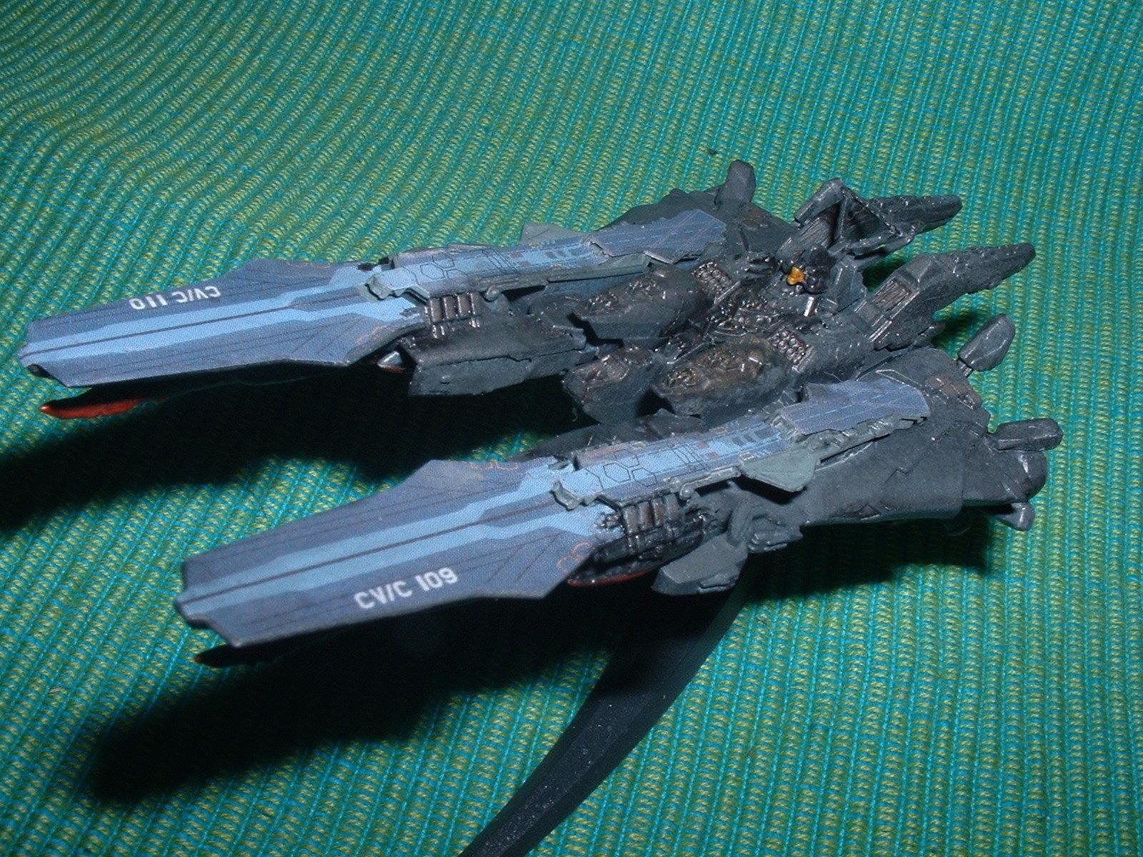 2016年10月24日完成バンダイ メカコレ「マクロス・エリシオン・要塞型」その1 .JPG