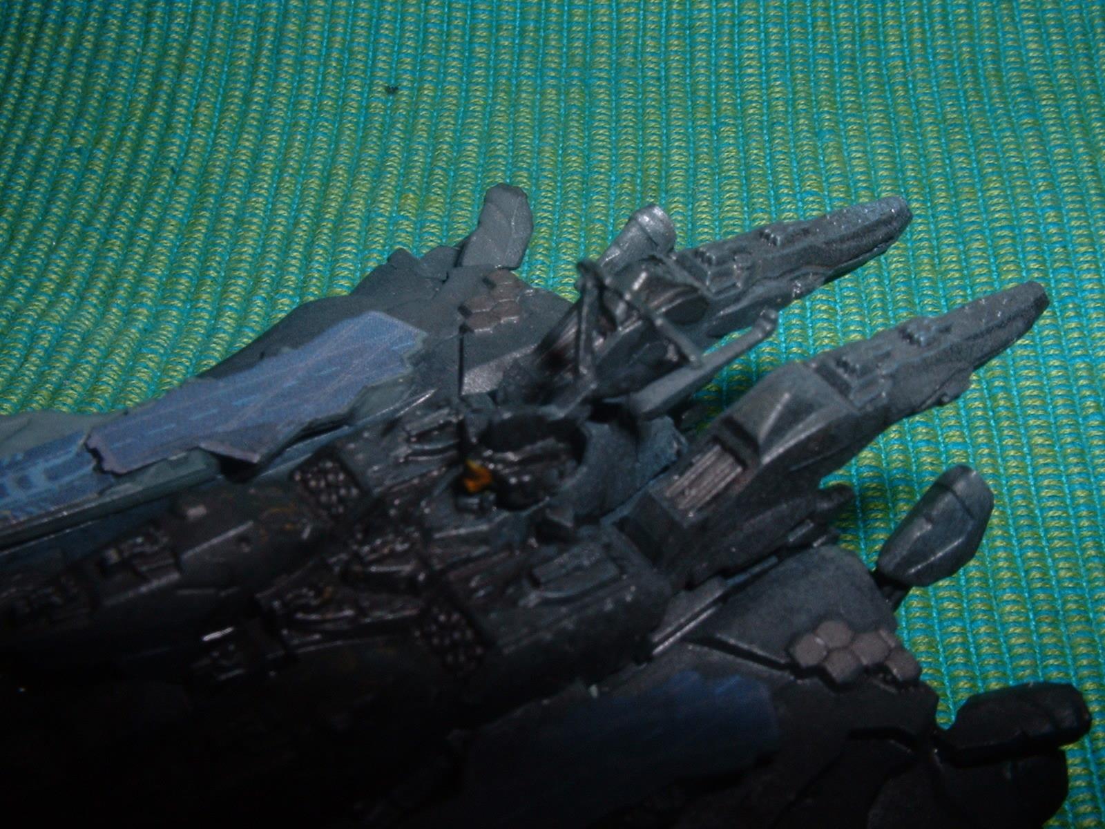 2016年10月24日完成バンダイ メカコレ「マクロス・エリシオン・要塞型」その8.JPG