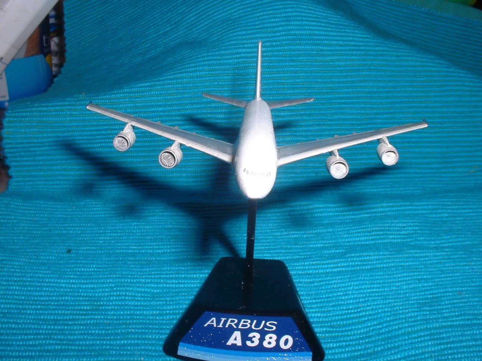 エレール 800分の1「エアバスA380 」その4.JPG