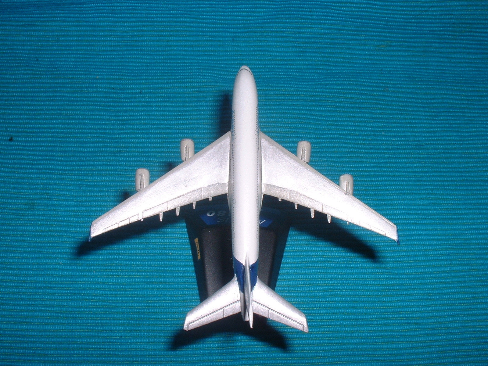 エレール 800分の1「エアバスA380 」その5.JPG