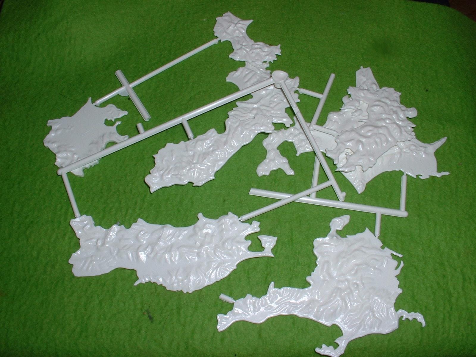 フジミ模型㈱「日本地図」部品構成 Doburoku-TAO.JPG