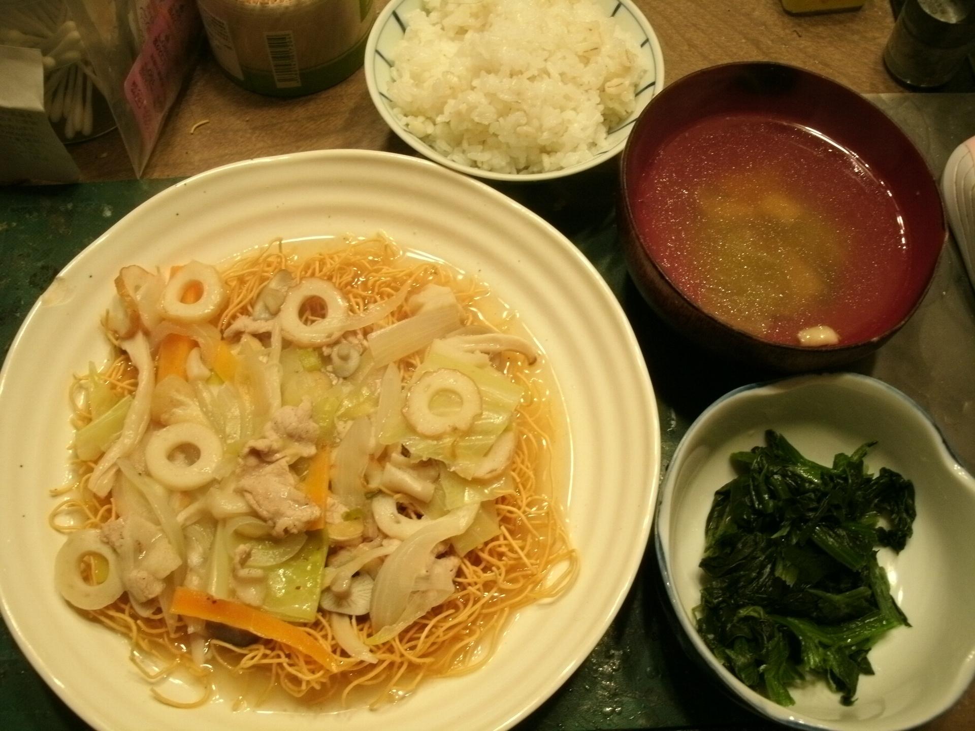 今日の晩御飯2020年04月05日(10×15サイズ) Doburoku―TAO.JPG