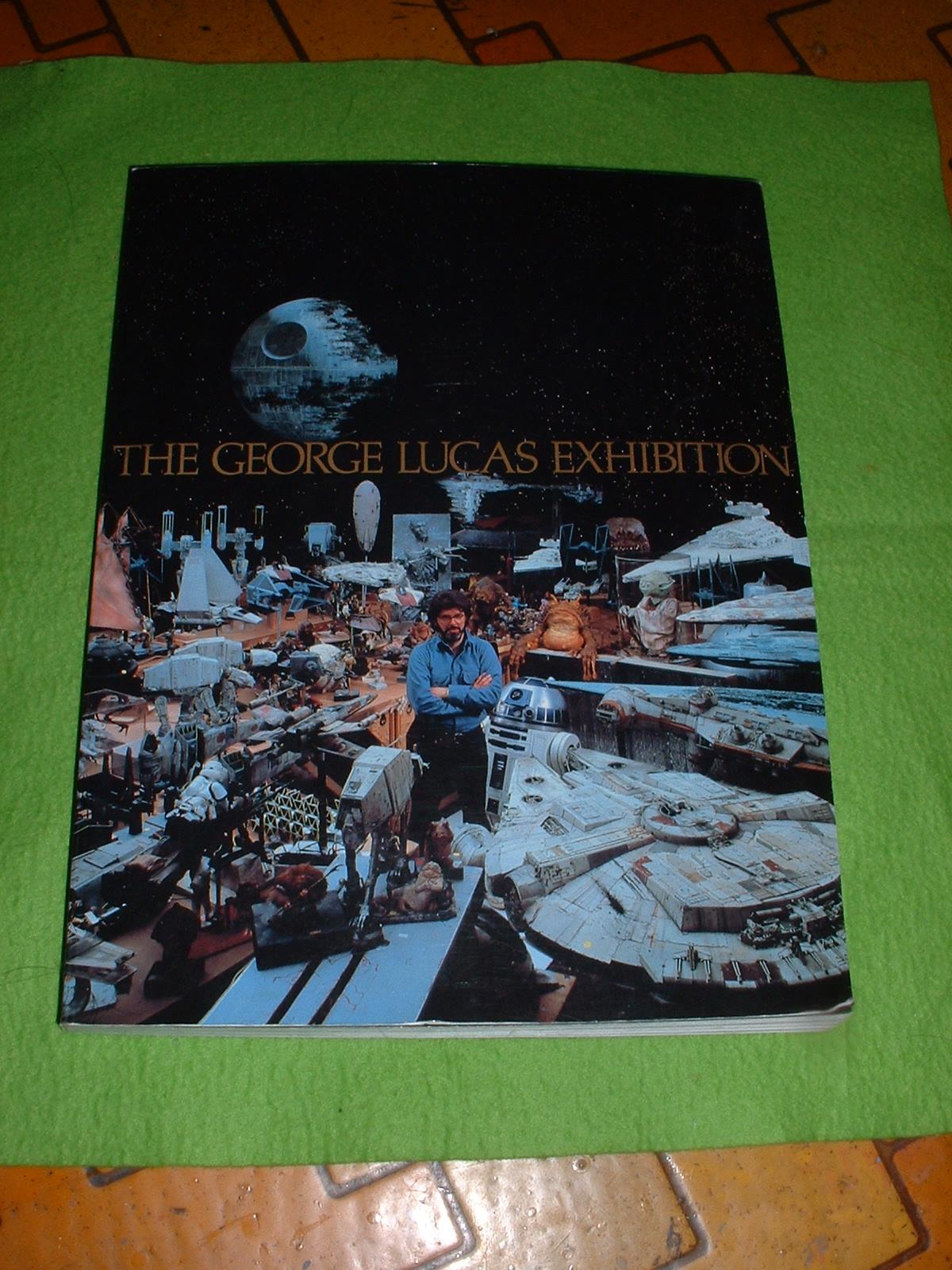 参考資料 1993年から1994年「ジョージルーカス展」目録 Doburoku-TAO.JPG
