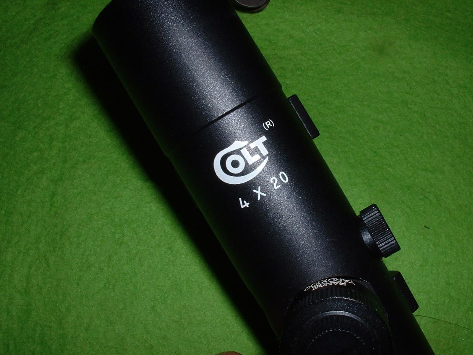 実物「M16用スコープ」上面Doburoku-TAO.JPG