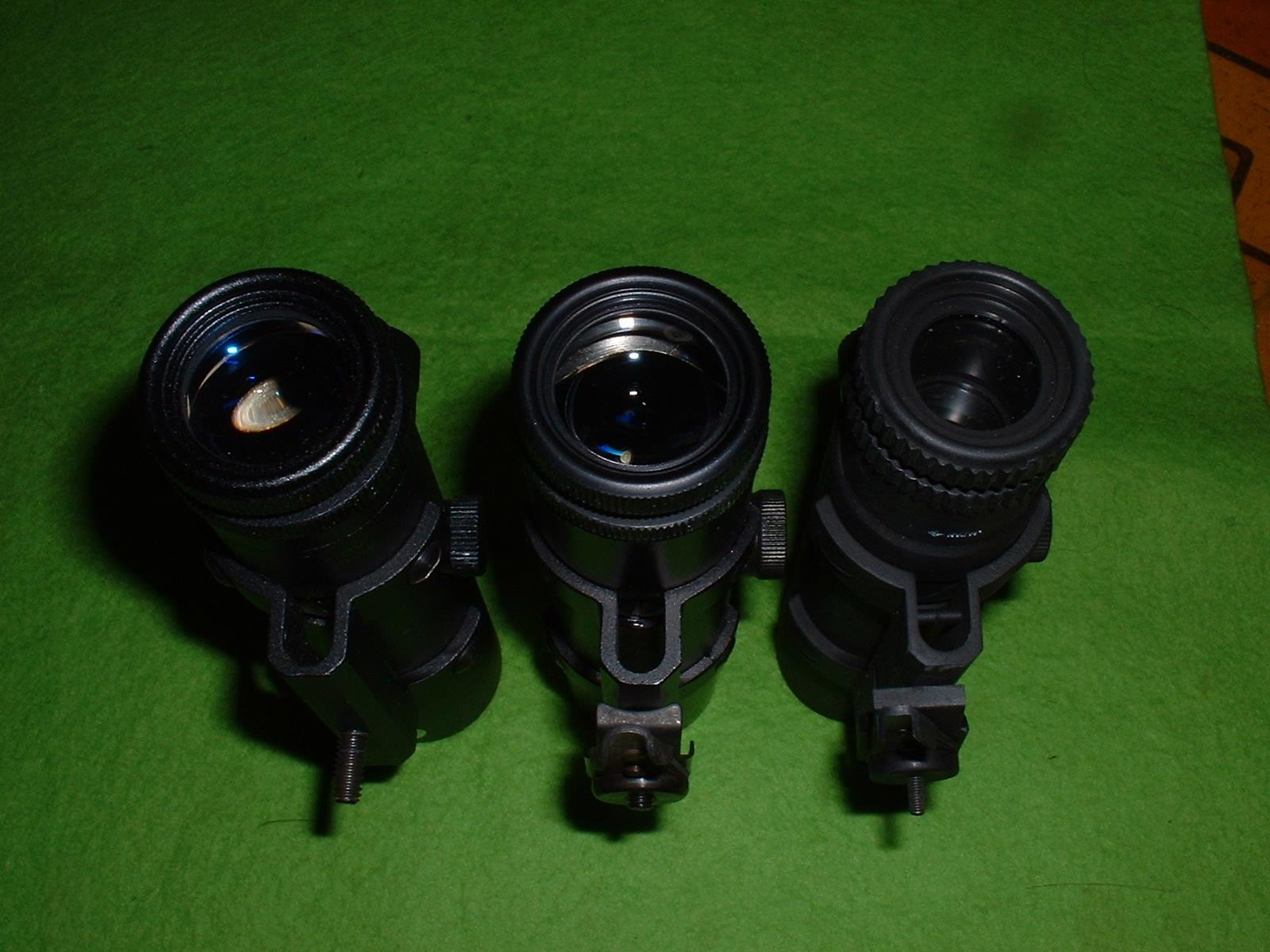 接眼レンズ部モールド比較 左より 実物、中国製コピー、LS Doburoku-TAO.JPG