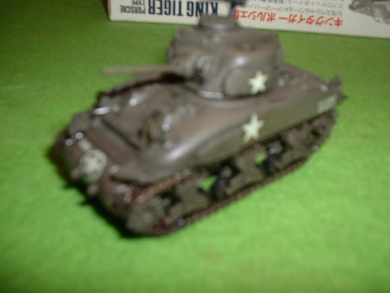 日東 76分の1 「M4 」その1 Doburoku-TAO.JPG