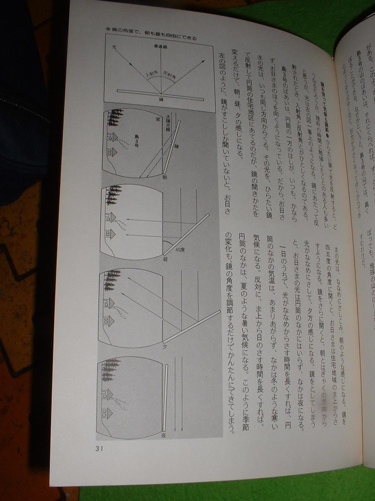 木村繁 著「宇宙島への旅」 より1 Doburoku-TAO.JPG