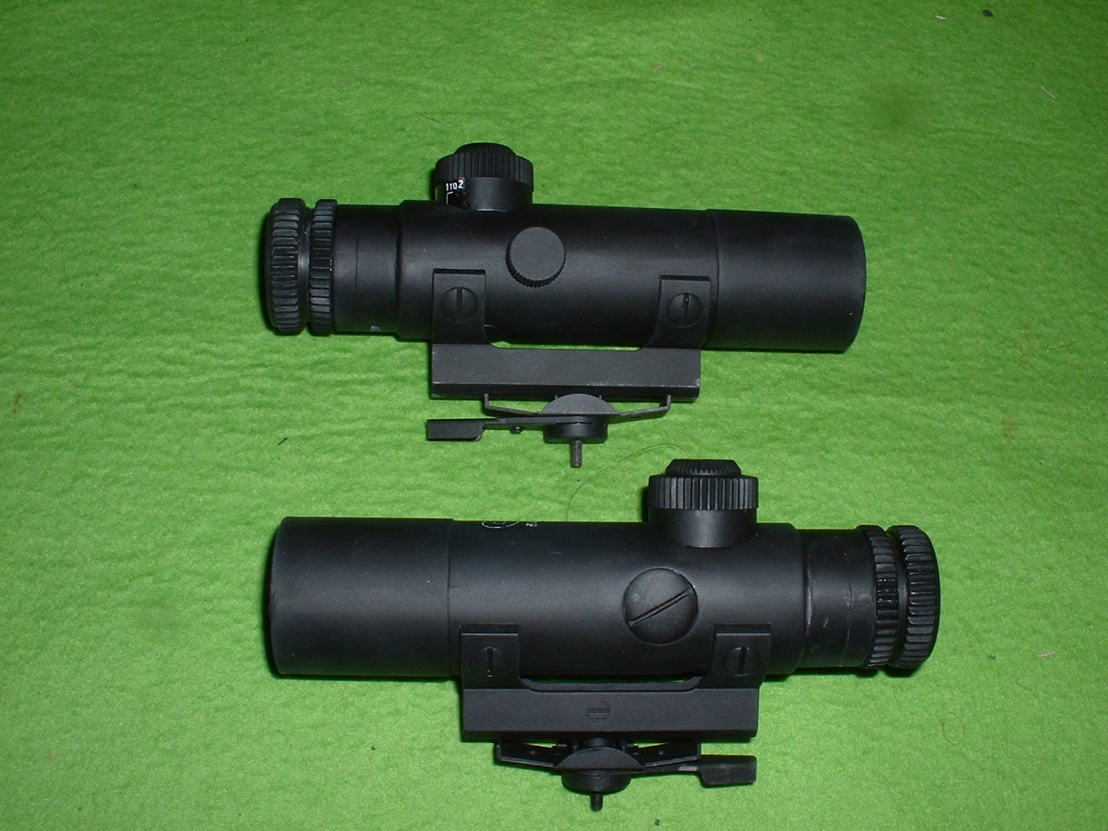 LS(現マイクロエース) M16用スコープ Doburoku-TAO.JPG