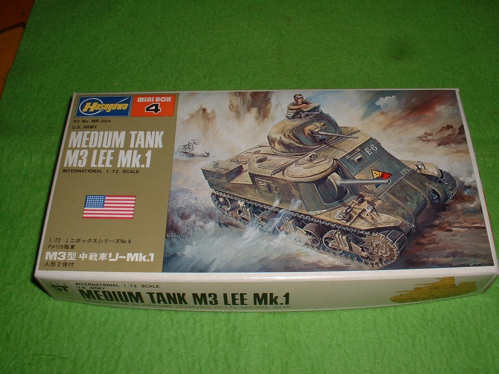 mp「タイインターセプター」にパーツを転用した ハセガワ「M3 リー戦車」 Doburoku-TAO.JPG